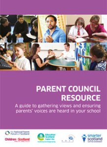 Parent Council info