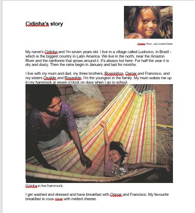 Cidinha Story