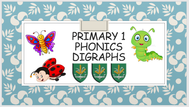 P1 phonics digraphs june 15th ppt image