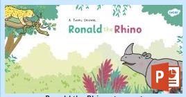 ronald the rhino image